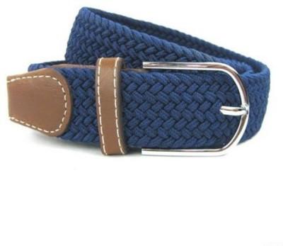 Ruvee Boys, Men, Girls, Women Blue Fabric Belt