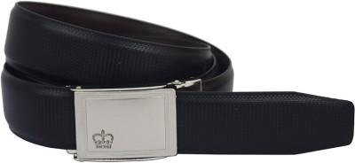 LEE O Men Multicolor Genuine Leather Reversible Belt