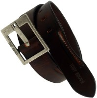 Tony Brown Men Casual Brown Genuine Leather Belt best price on Flipkart @ Rs. 799