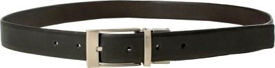 Hidesign Men Casual Black, Brown Genuine Leather Reversible Belt