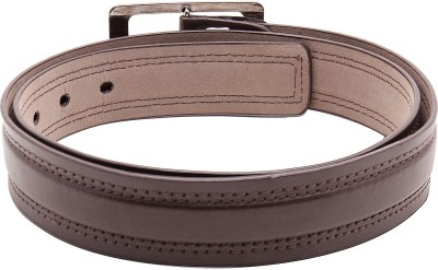 Shop & Shoppee Men Casual Brown Synthetic Belt