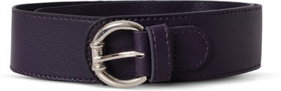 Baggit Girls, Women Casual Purple Synthetic Belt