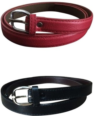 Kirli Women, Girls Multicolor Artificial Leather Belt