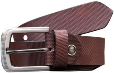 RK IMPORT Men Brown Genuine Leather Belt