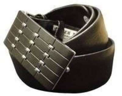 Leather Mall Men Formal Black, Brown Genuine Leather Reversible Belt