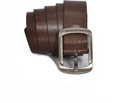 Stylox Men Casual Brown Synthetic Belt