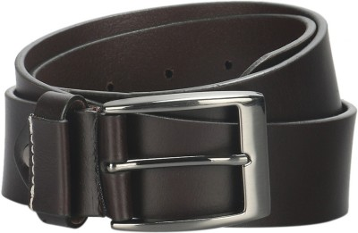 Louis Philippe Men Brown Artificial Leather Belt