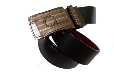 Good Life Stuff Men Formal, Casual Multicolor Genuine Leather Reversible Belt