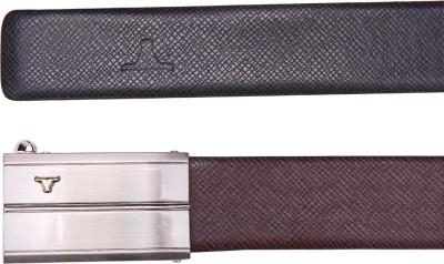 Bulchee Men, Boys Brown Genuine Leather Belt