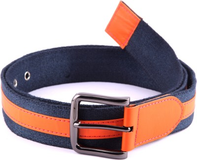 Bluth Men, Women Casual Blue Belt