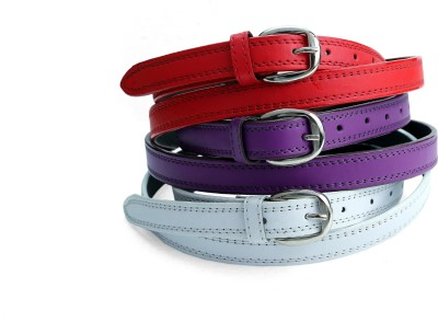 Contra Girls Multicolor Artificial Leather Belt