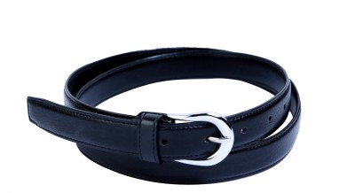 Contra Women Black Artificial Leather Belt