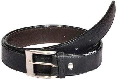 Shopping Store Men Black Genuine Leather Belt