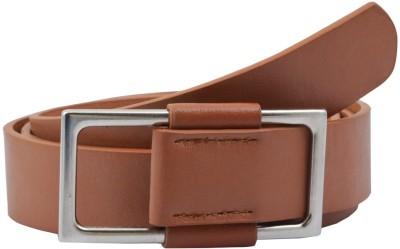 Antiformal Women Casual Brown Artificial Leather Belt