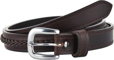 Sterling Germany Women Casual Brown Genuine Leather Belt