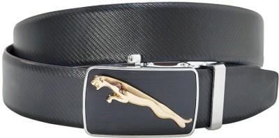 Hadwin Men Casual, Party, Formal Black Genuine Leather Belt