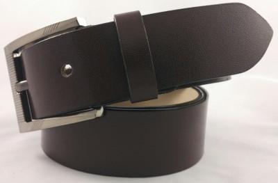 fox cross Men Brown, Black Genuine Leather Belt