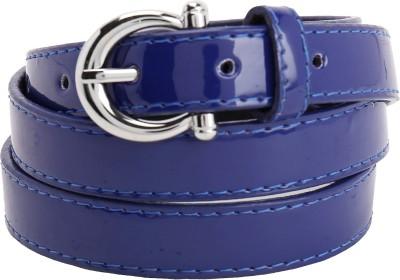 Aadaana Women Casual Blue Artificial Leather Belt