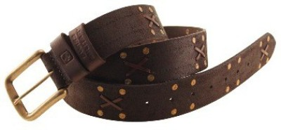 Swiss Military Boys, Men Brown Genuine Leather Belt