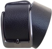 Wholesome Deal Men Casual Black Genuine Leather Belt