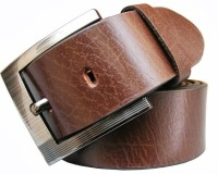 Winsome Deal Men Formal, Casual Brown Genuine Leather Belt