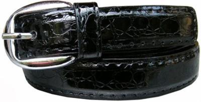 Amica Slexia Women Black Artificial Leather Belt
