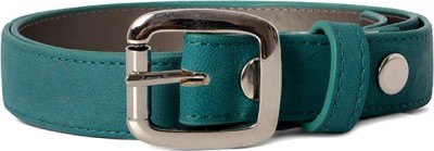 Baggit Women Casual Blue Synthetic Belt