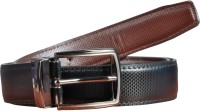 Saugat Traders Boys Casual, Evening, Formal, Party Black, Brown Artificial Leather Reversible Belt