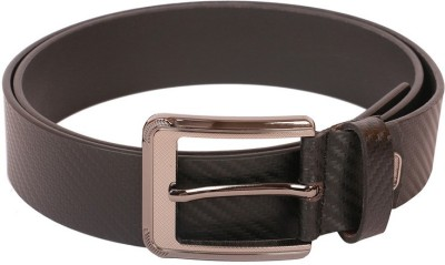 Hide Bulls Men Casual Brown Genuine Leather Belt