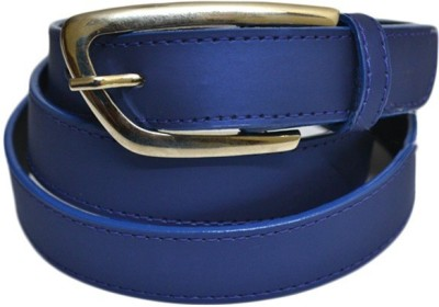 shopping store Girls Blue Genuine Leather Belt