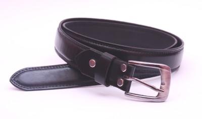 NC Men, Boys Formal Black Genuine Leather Belt