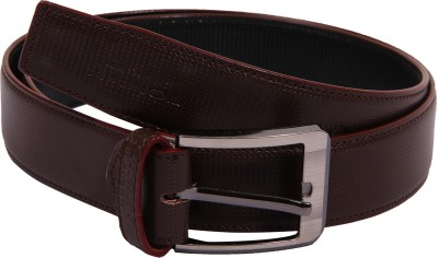 Bharat Fashion Boys, Men Brown Artificial Leather Belt