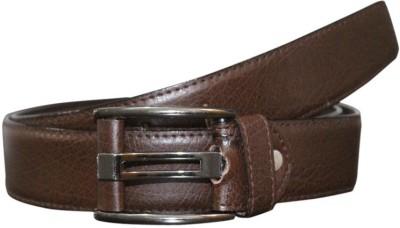 Bacchus Men Casual Brown Artificial Leather Belt