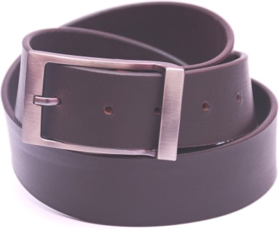 NC Men Casual, Formal Brown Genuine Leather Belt