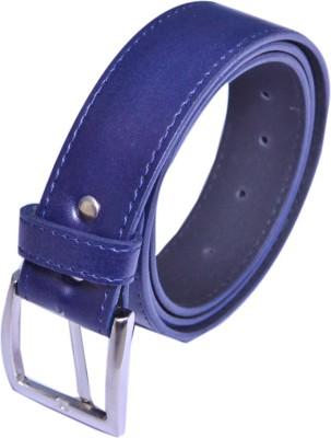 VICTORIA SECRET INDIA Men Blue Artificial Leather Belt