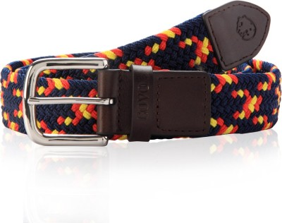 Covo Men Casual Multicolor Synthetic Belt
