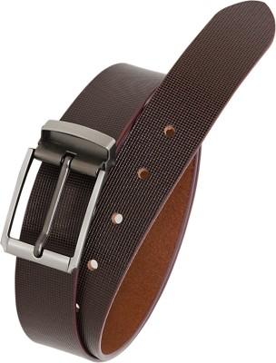Hornbull Men Casual, Formal Brown Genuine Leather Belt