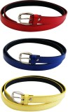 Verceys Girls Casual Red, Blue, Yellow A...