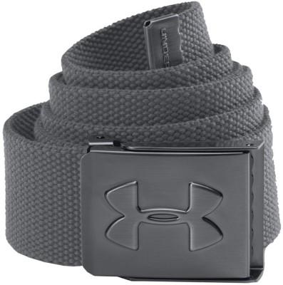 Under Armour Men Grey Synthetic Belt