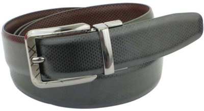 Saugat Traders Men Formal, Casual Black, Brown Artificial Leather Belt