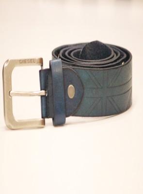 gopal emporium Men Party Blue Genuine Leather Belt