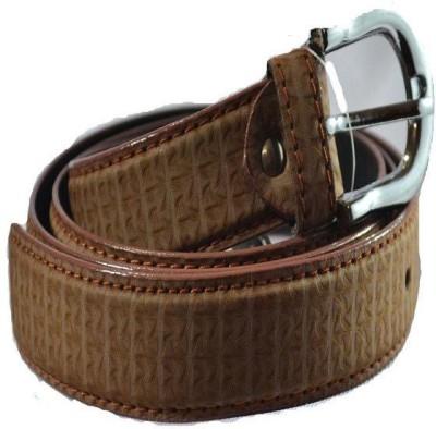 British Polo Club Women Casual Brown Genuine Leather Belt
