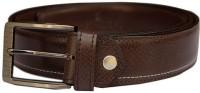 Winsome Deal Men Formal, Casual Brown Artificial Leather Belt best price on Flipkart @ Rs. 249