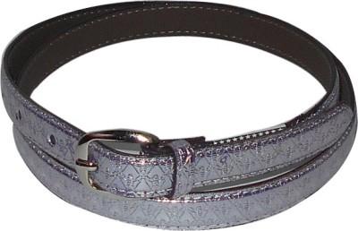 Navie Women Purple Fabric Belt