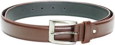 Dezine Plus Men Formal Brown Belt