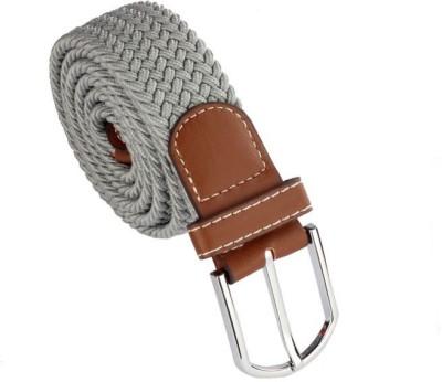 Ruvee Boys, Men, Girls, Women Grey Fabric Belt