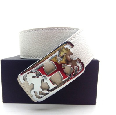 Amigo Boys, Men, Girls White Artificial Leather Belt