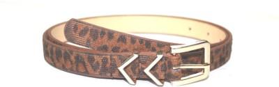 Amafhh Girls Casual Multicolor Artificial Leather Belt