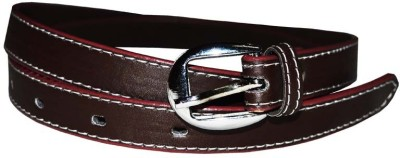 Kitnboodle Women Casual Brown Genuine Leather Belt