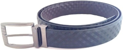 Renz Men Formal Multicolor Artificial Leather Reversible Belt